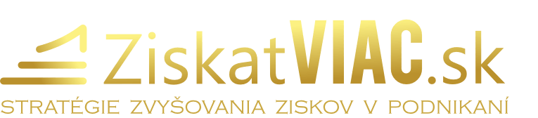 ZiskatVIAC - Zvyšovanie ziskov v podnikaní